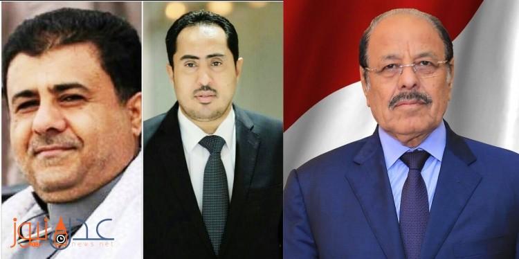الفريق علي محسن الاحمر يبارك تأهل المنتخب اليمني لكأس اسيا للناشئين