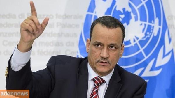 المبعوث الاممي الى اليمن ولد الشيخ يكشف عن مقترحات جديدة بشأن الحديدة