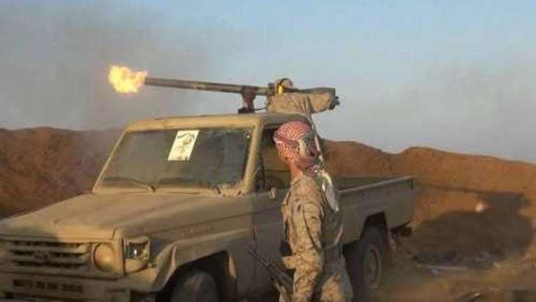 قوات الجيش الوطني تعلن مصرع قائد الربوعة الاجنبي الجنسية مع عدد من الحوثيين في صعدة