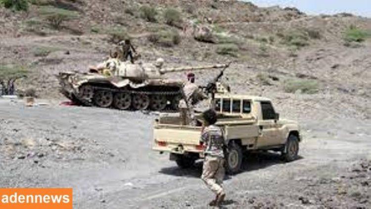 قوات الجيش الوطني تحبط هجوم للمليشيات الانقلابية على مواقعهم في منطقة الصيار بالصلو