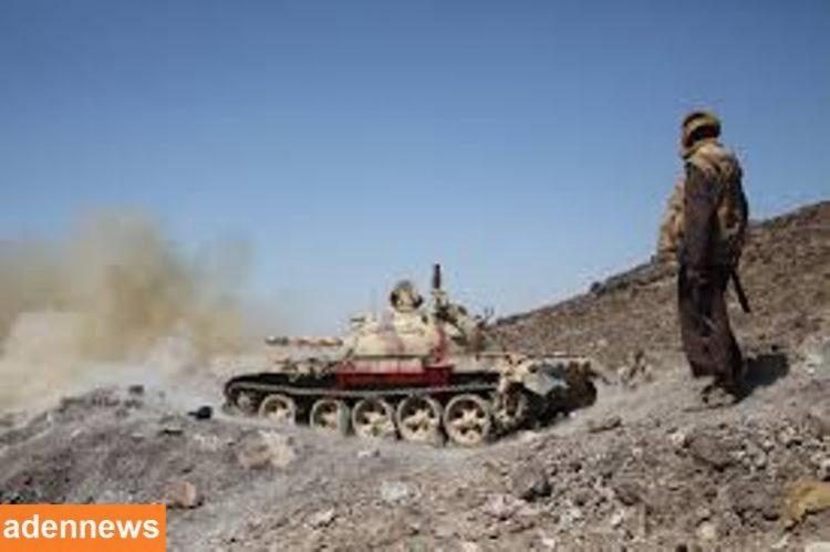 قوات الجيش الوطني تهاجم مواقع المليشيات الانقلابية في مارب