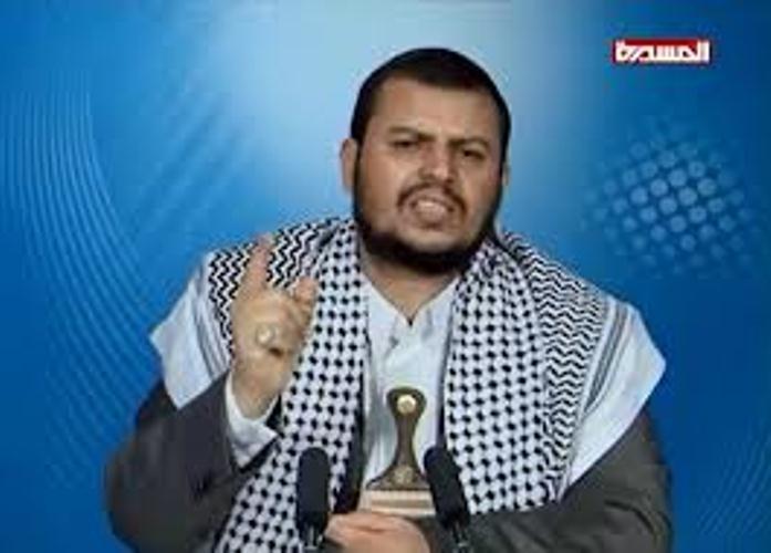 زعيم جماعة الحوثيين يجدد دعوة انصاره لتعزيز جبهاته ومسلحيه في الحرب التي يخوضونها