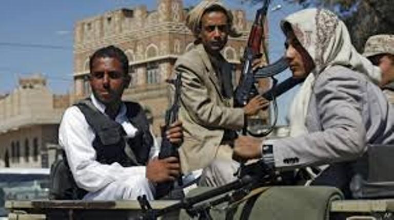 مليشيا الحوثي تقتحم احدى المدارس في العاصمة اليمنية صنعاء لفض اعتصام المعلمين