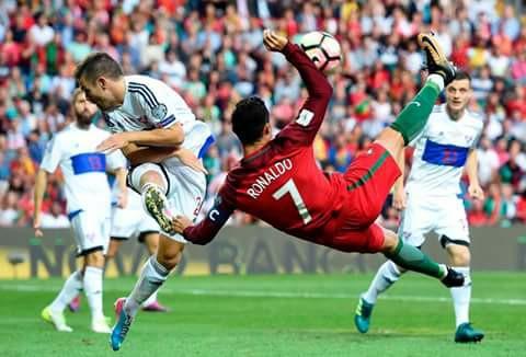 كريستيانو رونالدو يقود البرتغال لفوز كبير على جزر فارو
