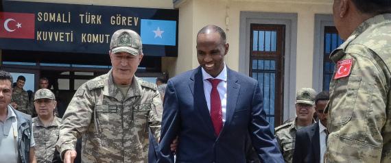 تركيا تفتتح أكبر قاعدة عسكرية في الصومال.. وهذه مهمتها الأساسية