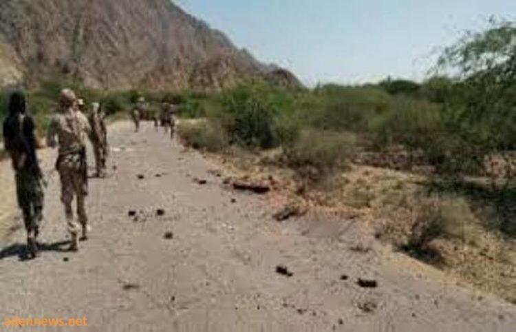 نجات قيادي من محاولة اغتيال في محافظة ابين