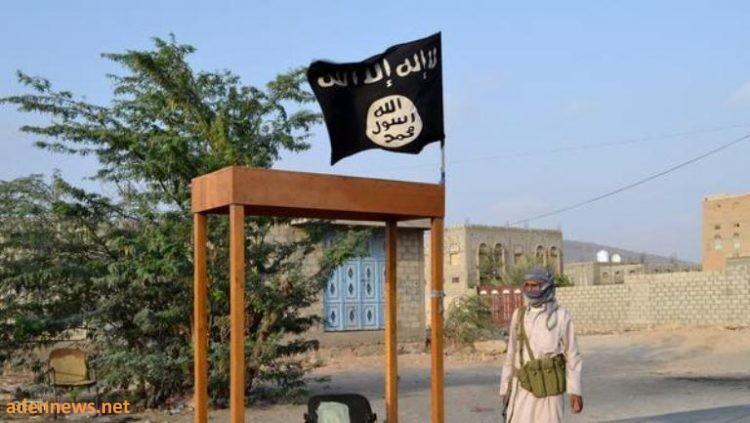 قوات الحزام الامني في ابين تلقي القبض على قيادي في تنظيم القاعدة