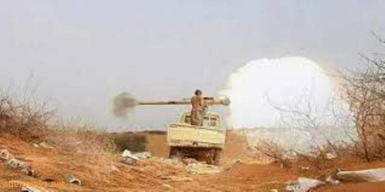 قوات الجيش الوطني تسيطر على مواقع جديدة بمحور البقع في محافظة صعدة
