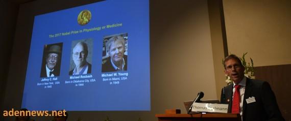 فوز 3 علماء من دولة واحدة بجائزة نوبل للطب لعام 2017.. تعرَّف على اكتشافهم الذي قادهم لهذه المكافأة