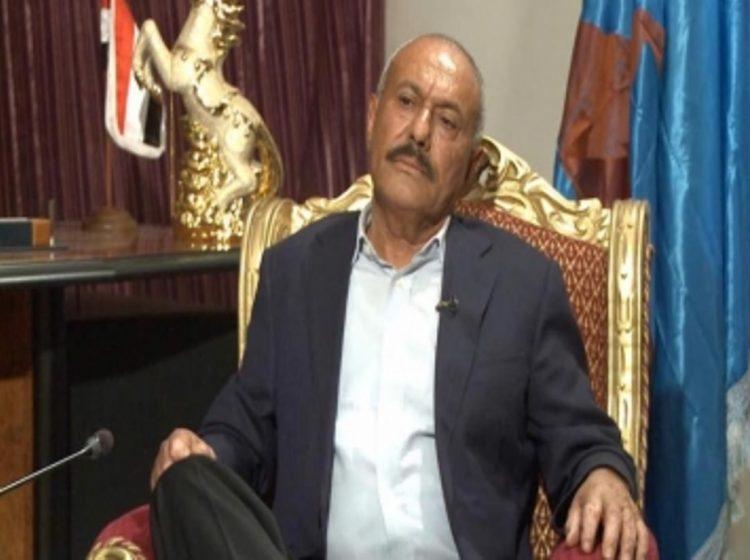 الكشف عن سبب رفض المخلوع صالح مغادرة اليمن إلى روسيا