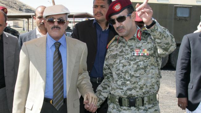 حقيقة عودة نجل المخلوع علي عبدالله صالح إلى اليمن