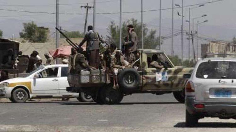مليشيا الحوثي تقتحم قسم شرطة في العاصمة صنعاء وتقوم بإطلاق سجناء بتهمة بيع وترويج الخمر