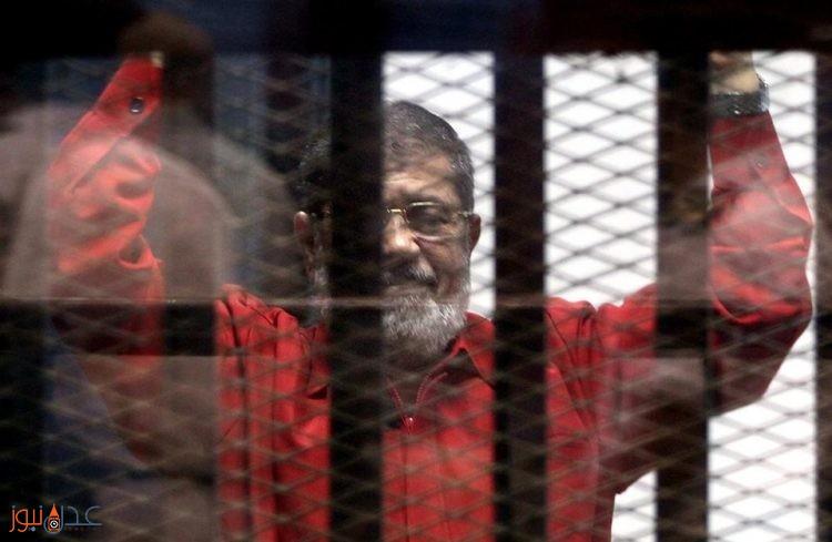 """تعرف على السبب الذي بموجبه أوقفت محاكمة مرسي بقضية """" التخابر """""""
