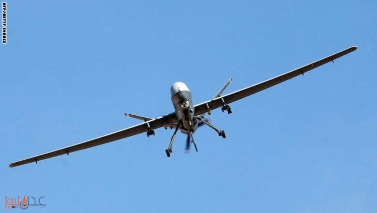 طائرات من دون طيار امريكية تشن 12 غارة جوية على مواقع في مديرية ولد ربيع بمحافظة البيضاء