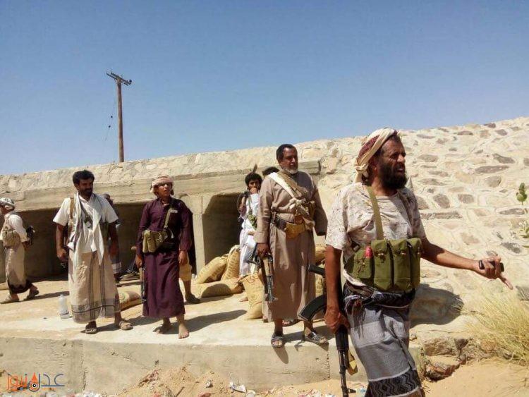 شبوة: بالصور… الجيش الوطني يستعيد جميع المواقع التي تسللت اليها مليشيات الحوثي .. ومصدر في المقاومة يكشف تفاصيل ماحدث ..