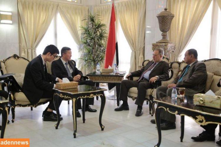 الحكومة الصينية توافق على اعفاء اليمن من الديون التي تصل الى مبلغ 738 مليون ايون