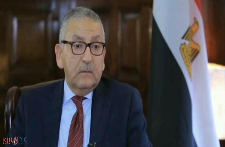 تسريب لسفير مصر يهاجم فيه تركيا والسعودية.. ماذا قال؟