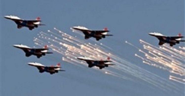 طيران التحالف العربي يشن 12 غارة على مواقع المليشيات الانقلابية بمحافظة حجة