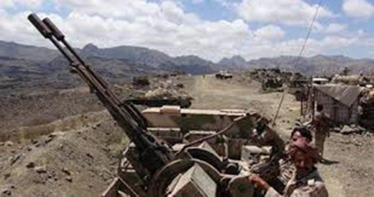 الجيش الوطني يؤمن المرتفعات الاستراتيجية في المقاطرة وطور الباحة بمحافظة لحج