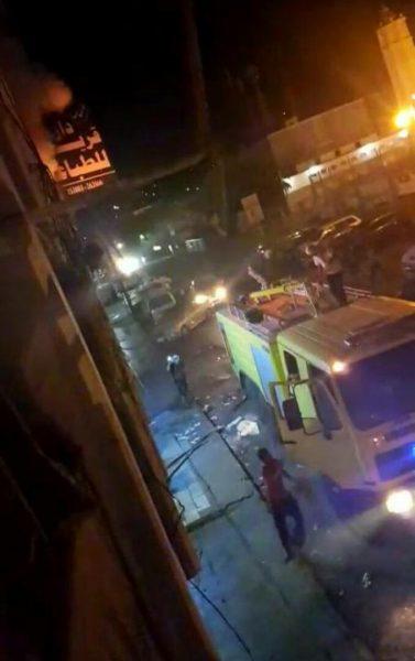 مسلحون مجهولون يلقون قنبلة يدوية على مقر لحزب الاصلاح بمدينة عدن