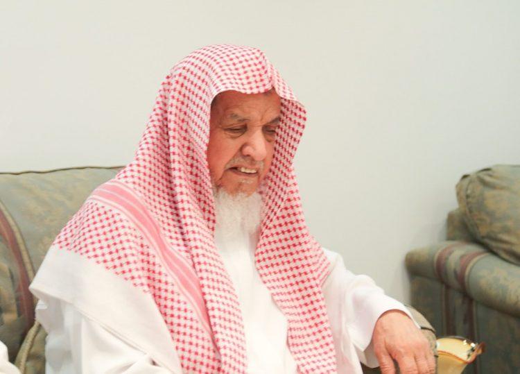 السعودية.. وفاة الشيخ صالح غانم السدلان بعد ازمة صحية