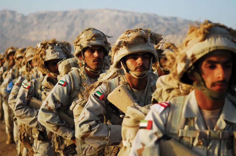 الامارات تعلن استشهاد احد جنودها في اليمن
