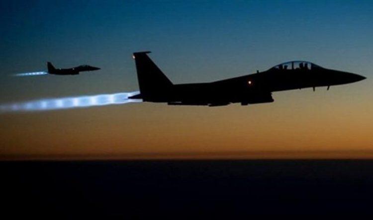 مليشيا الحوثي تعلن اسقاطها طائرة حربية تابعة للتحالف العربي في محيط صنعاء