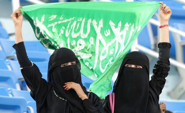 السعودية تعلن رسمياً السماح للنساء بدخول الملاعب بدءاً من هذا التوقيت