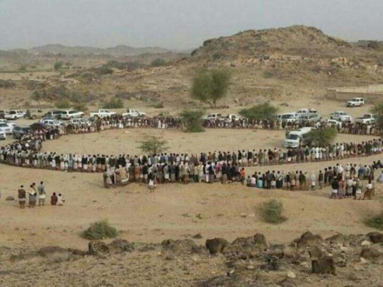 الحوثيون يفشلون في اقتحام مديرية ردمان في محافظة البيضاء