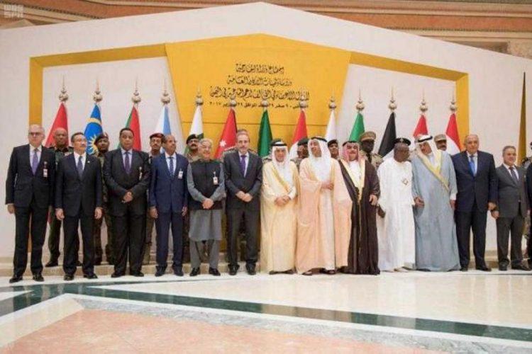 وزراء الخارجية ورؤساء اركان دول التحالف يؤكدون في بيانهم الختامي على دعم الاستقرار والشرعية باليمن