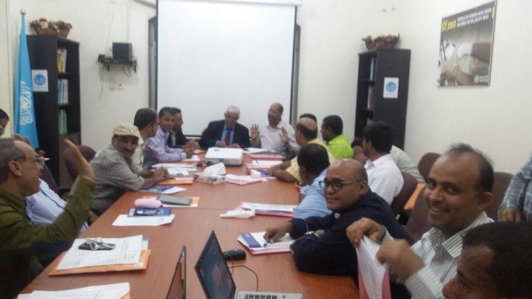 وزير الصحة يؤكد على أهمية الدور التكاملي بين اليمن ومنظمة الصحة العالمية