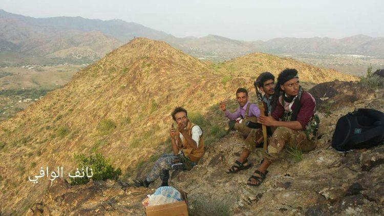 """تفاصيل معركة """"جبل هان"""" وحقيقة سقوطه بيد مليشيا الحوثي.!!"""