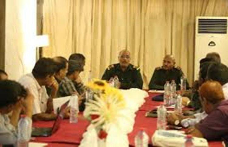 اجتماع امني بعدن يقر بإعادة فتح كلية واكاديمية الشرطة في المحافظة