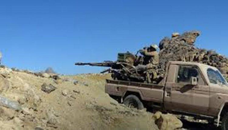 الجيش الوطني يحرر سد بني بارق والنعيلة وجبال ضبوعة وخمسة عشر موقعا آخر ويكبد المليشيات خسائر كبيرة في نهم