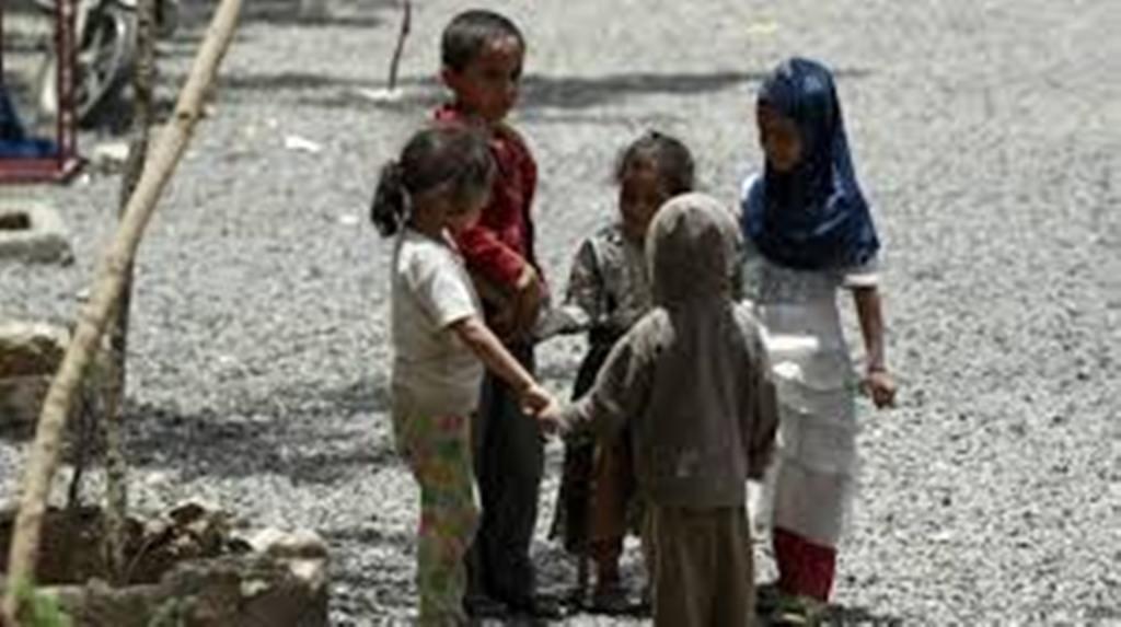 في اليوم العالمي للطفولة أطفال اليمن ..معاناة لا تنتهي (تقرير)