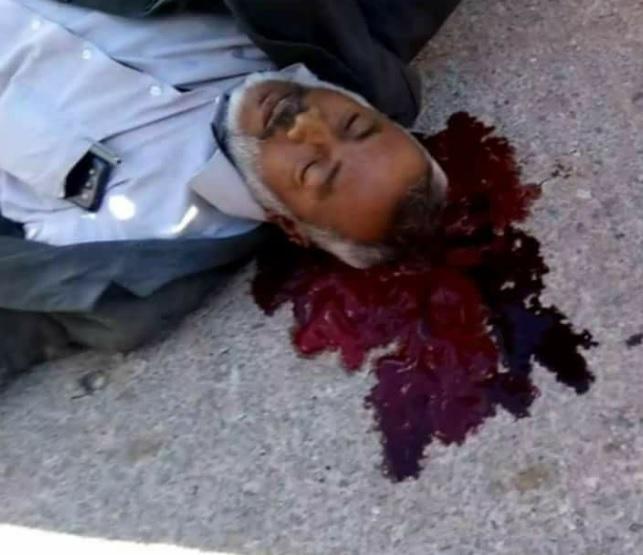 مسلحون يغتالون مدير الاتصالات بمدينة القطن بوادي حضرموت(صورة)