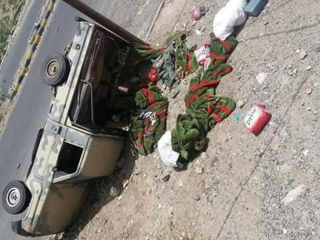 مصرع 3 من مليشيا الحوثي في مواجهات مع قوات الجيش الوطني في تعز