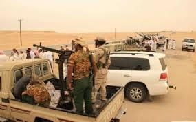 التحالف يدفع بقوات امنية وعسكرية الى محافظة المهرة الحدودية مع سلطنة عمان
