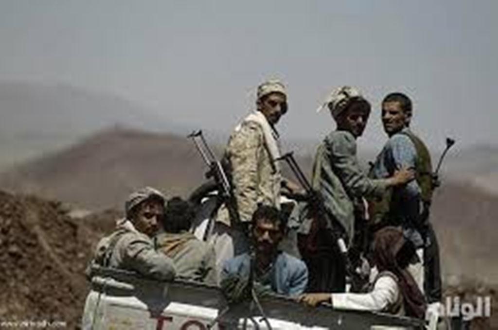 مقتل العديد من مليشيا الحوثي في البيضاء بينهم المشرف العام على المديريات السبع برداع