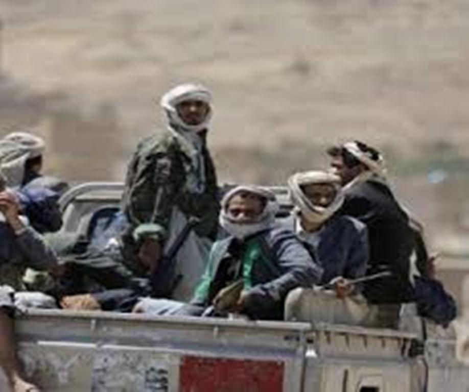 جماعة الحوثي تختطف 12 مدنيا وتفجر 3 منازل في مديرية أرحب بالعاصمة صنعاء