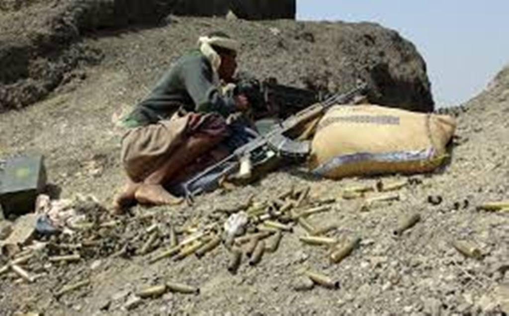 16 من مليشيا الحوثي يلقون مصرعهم بمواجهات وغارات لقوات التحالف العربي في تعز