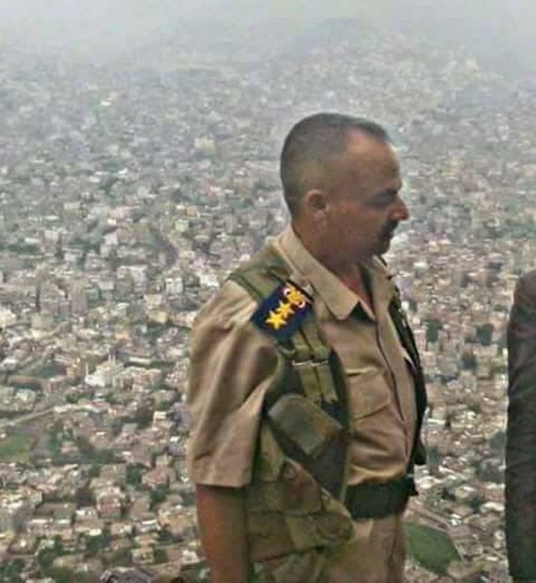 مليشيا الحوثي تقتل نائب مدير امن السبرة في محافظة إب
