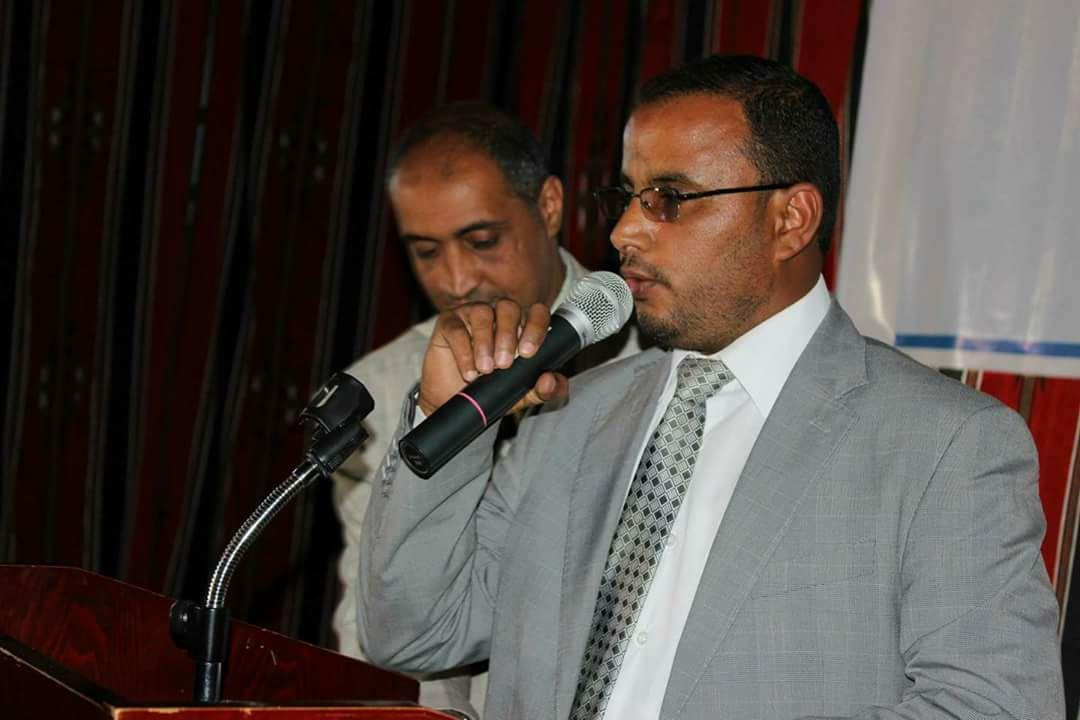 في ضل تقدم لقوات الجيش الوطني جماعة الحوثي تفجر منزل ناشط حقوقي في نهم