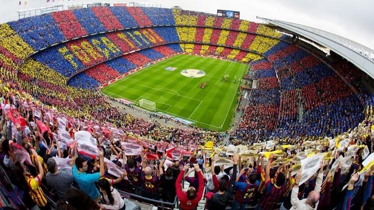 ملعب برشلونة (الكامب نو) مهدد بالإغلاق