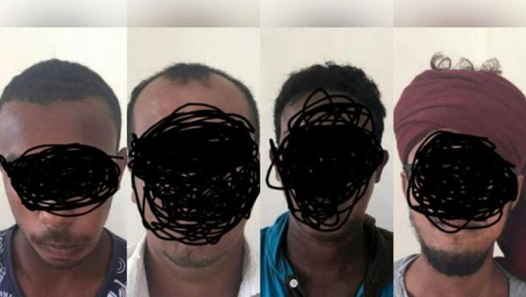 قوات مكافحة الارهاب في لحج تعلن إلقاء القبض على إرهابيين في لحج بينهم قياديان من تنظيم القاعدة