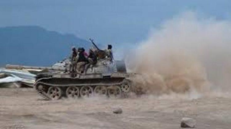 المنطقة العسكرية الخامسة: مقتل وجرح اكثر من 50 عنصرا من عناصر المليشيات في جبهة ميدي