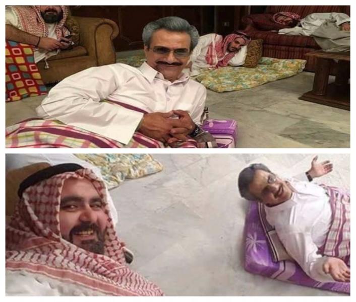 الكشف عن حقيقة صور الامير الوليد بن طلال من دخل المعتقل