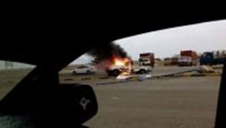 القوات الامنية في عدن تضبط سيارة مفخخة بالقرب من احد المساجد