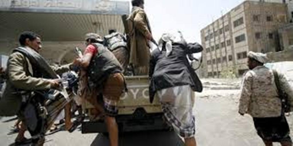 عناصر إرهابية تحاول اغتيال رئيس عمليات القطاع الخامس باللواء 22 ميكا بتعز