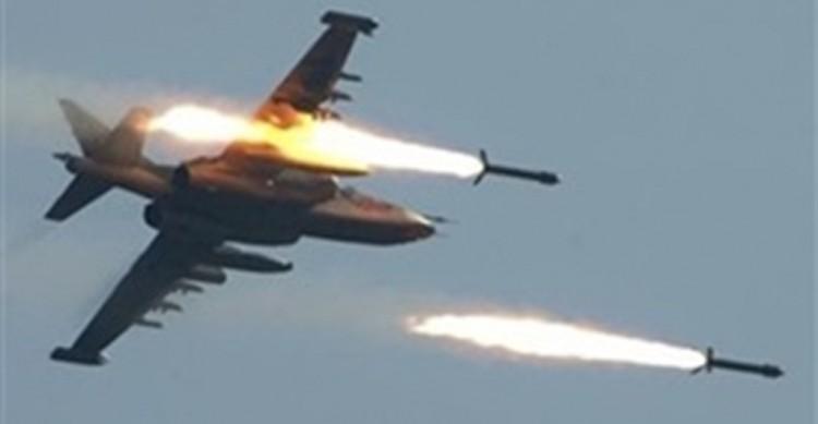 طيران التحالف العربي يشن غارات على مواقع وتجمعات مليشيا الحوثي في كتاف صعدة